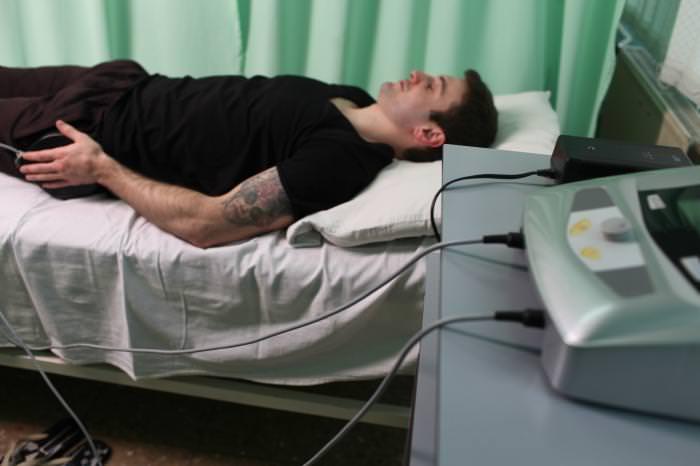 электрофорез с лидазой для простатита